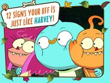 Is Your Best Friend Harvey Beaks?