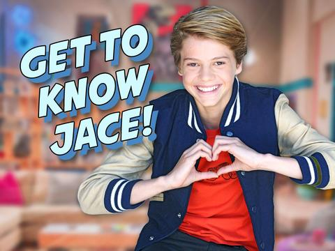 Henry Danger: Get to Know Jace!