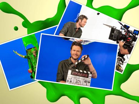 Behind the Scenes With KCA 2016 Host Blake Shelton