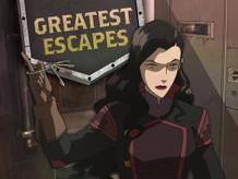 Greatest Escapes of Book Three