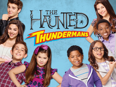 Os Prestons Conhecem os The Thundermans
