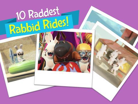 Raddest Rabbid Rides!