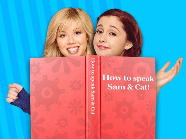 Sam & Cat Vocabulary!