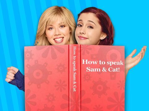 Sam & Cat: Sam & Cat Vocabulary!