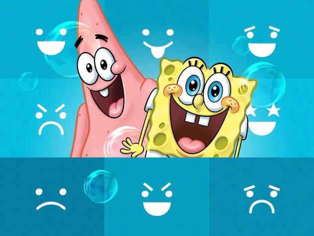 Say it With: SpongeBob GIFs
