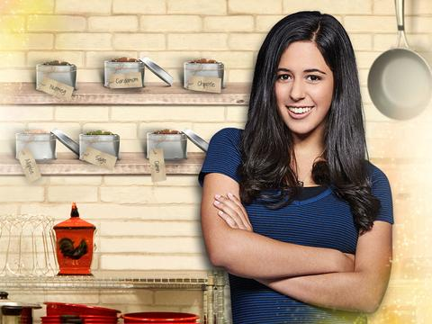 Talia in the Kitchen: Talia's Spice Rack!