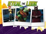 TMNT: Steal The Look!