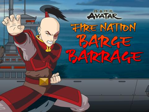 Атака огненного корабля (Аватар: Легенда об Аанге (6+))