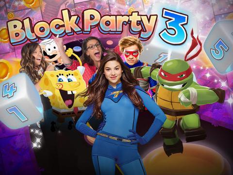 Nickelodeon: Blok Parti 3