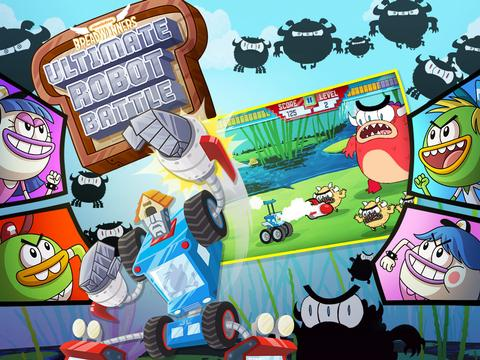 Breadwinners: Ultimate Robot Battle