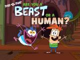 Bunsen is a Beast: Are You a Beast or a Human?