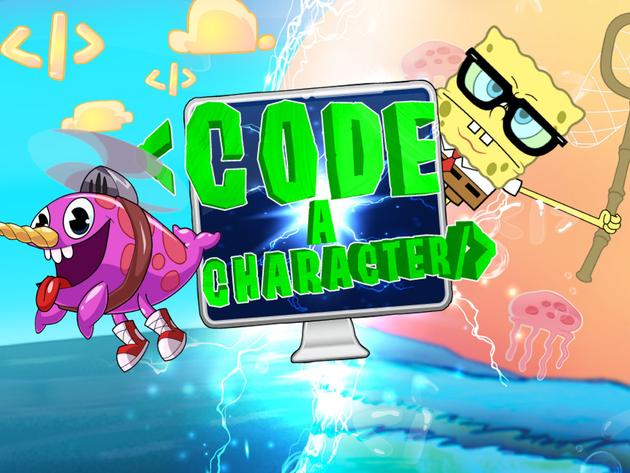 Nickelodeon: Code a CharacterNickelodeon: Code a Character