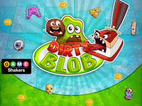 Game Shakers: Dirty Blob