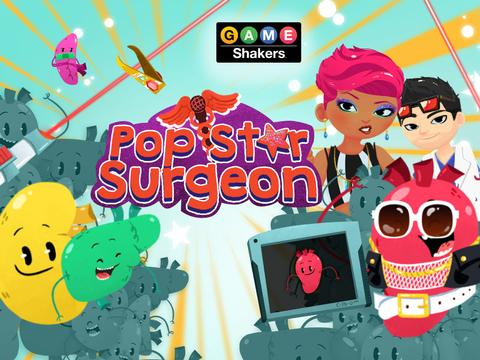 Game Shakers: Pop Star Surgeon