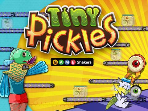Game Shakers: Tiny Pickles