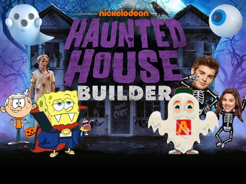 Nickelodeon: Haunted House Builder