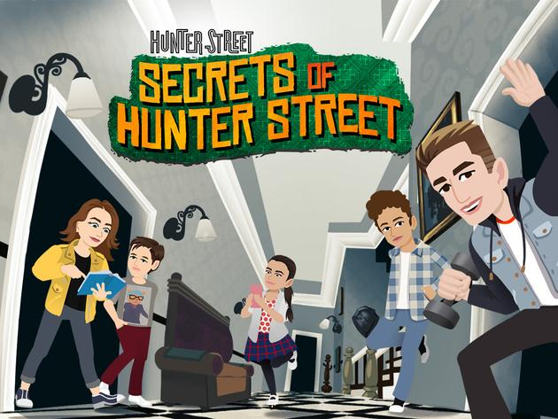 Hunter Street: Secrets of Hunter Street