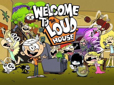 Loud House: Welcome to the Loud House