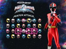 Power Rangers Ninja Steel: Match Attack
