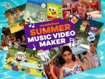 Nickelodeon: Summer Music Video Maker