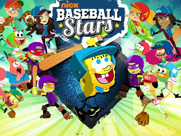 Nickelodeon: Звезды бейсбола