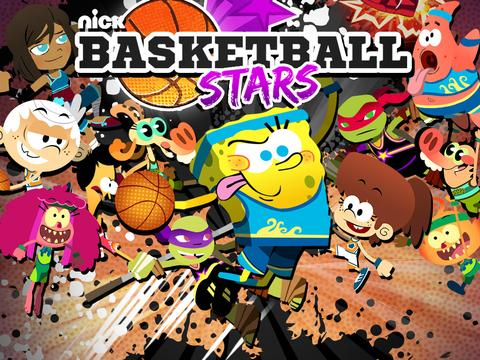 Nickelodeon Basketball Stars