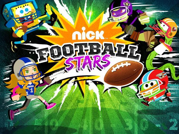 Nickelodeon Football Stars