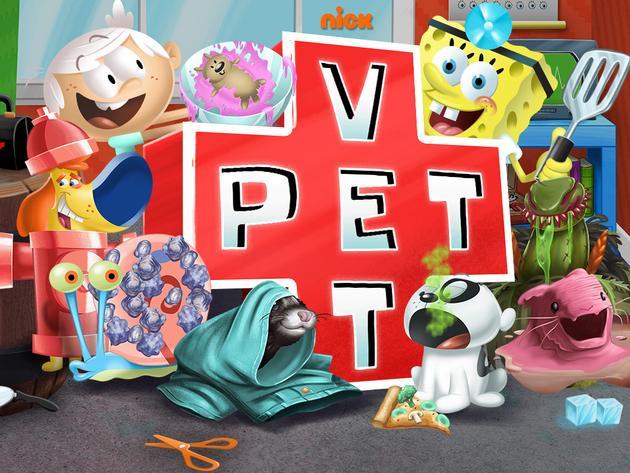 Nickelodeon Pet Vet