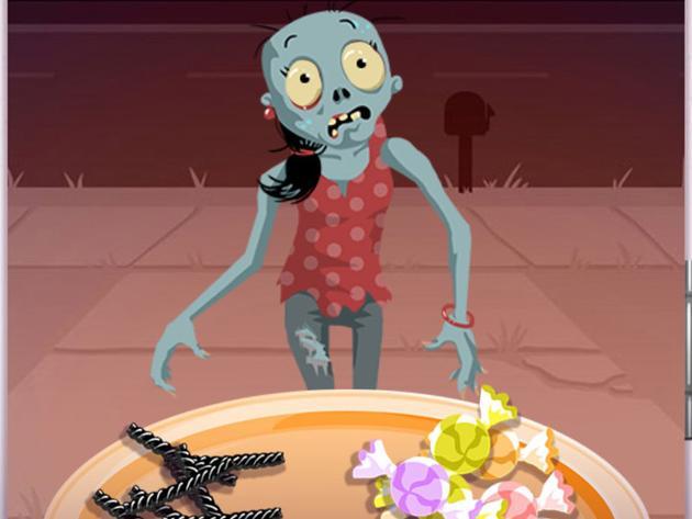 Nickelodeon: OMG...Zombies!