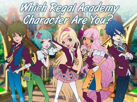 Regal Academy: Which Regal Academy Character Are You?
