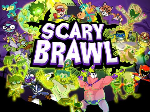 Nickelodeon: Супер схватка в Хеллоуин