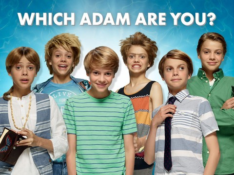 Which Adam Are You?