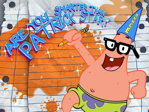 SpongeBob SquarePants: Are You Smarter Than Patrick Star