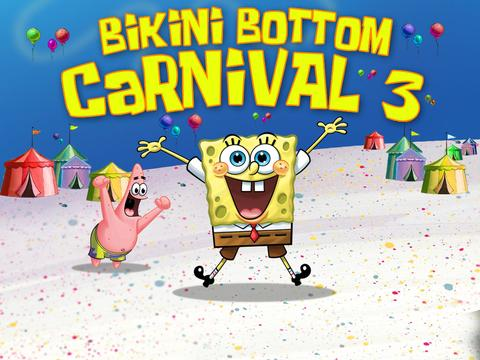 Игра карнавал бикини боттом: часть 3