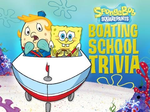 SpongeBob SquarePants: Boating School Trivia