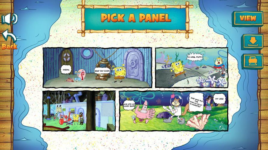SpongeBob SquarePants: Cartoon Creator