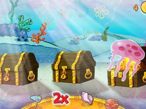 SpongeBob SquarePants: Game Of Luck