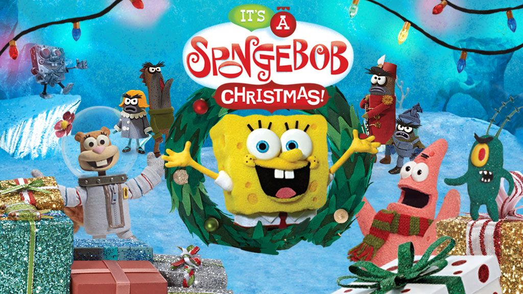 It's a SpongeBob Christmas! | Free Games for Kids | Nick Games