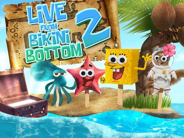 SpongeBob SquarePants: Live From Bikini Bottom 2