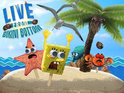 Live From Bikini Bottom!