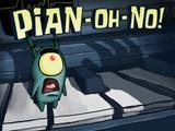 Пианино-нет! (Губка Боб Квадратные Штаны)