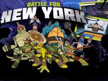 Battle For New York