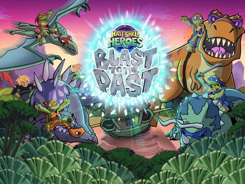 Teenage Mutant Ninja Turtles: Blast to the Past