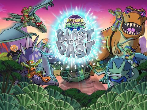 Teenage Mutant Ninja Turtles: Blast to the Past