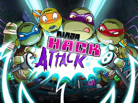 Teenage Mutant Ninja Turtles: Ninja Hack Attack