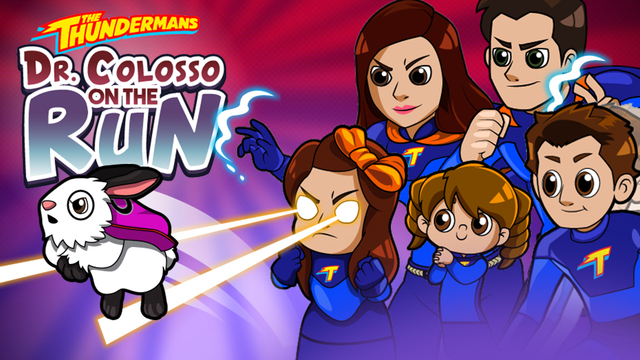 The thundermans dr colosso