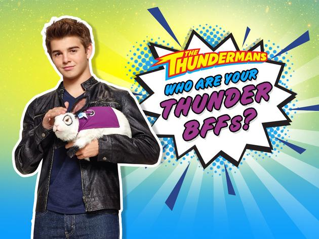 The Thundermans: Who Are Your Thunder BFFs?
