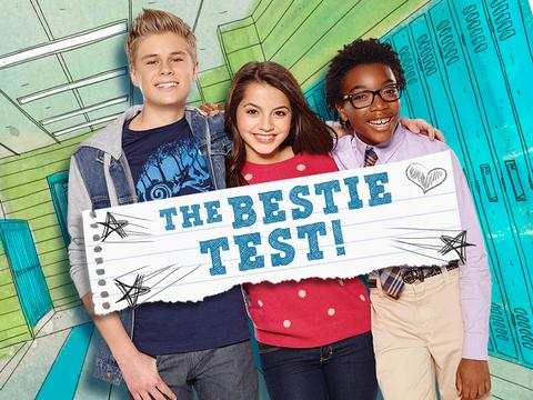 100 Things To Do Before High School: The Bestie Test