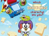 Breadwinners: Which Breadwinners Character Are You?