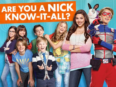Nickelodeon: Are You a Nick Know-It-All?